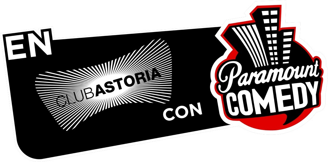 Paramount Comedy en Club Astoria Logo