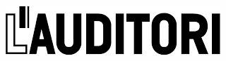 lauditori logo