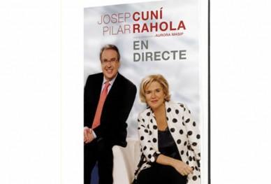 """Sorteig de 200 llibres """"En directe"""" signats per Josep Cuní i Pilar Rahola, el llibre d'aquest Sant Jordi"""